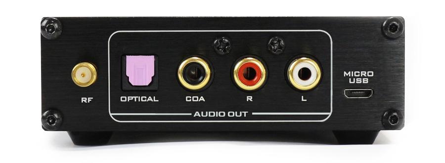 FX-Audio BL-MUSE-03 Connectique complète