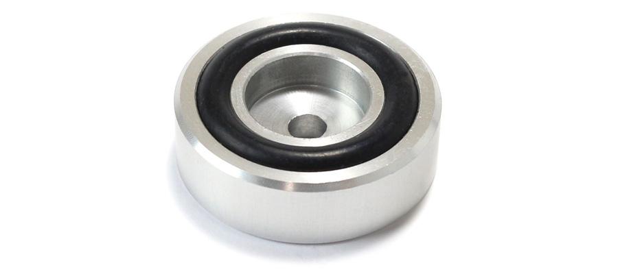 Pied amortissant Aluminium