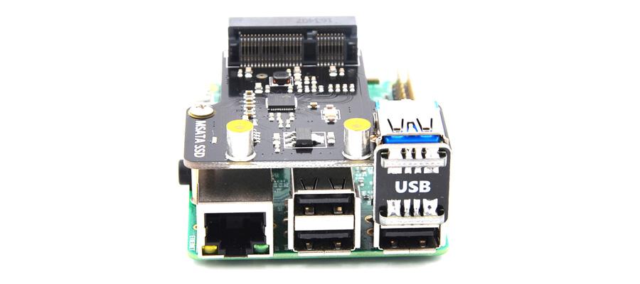 ST850 Contrôleur USB mSATA SSD