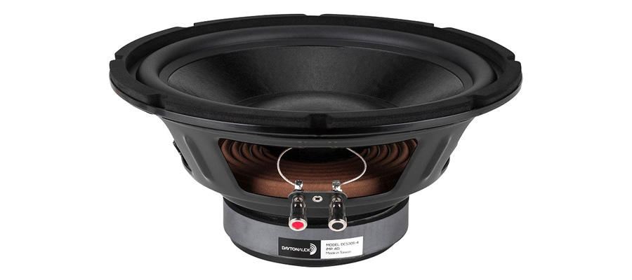 dayton audio dsc305-4 subwoofer