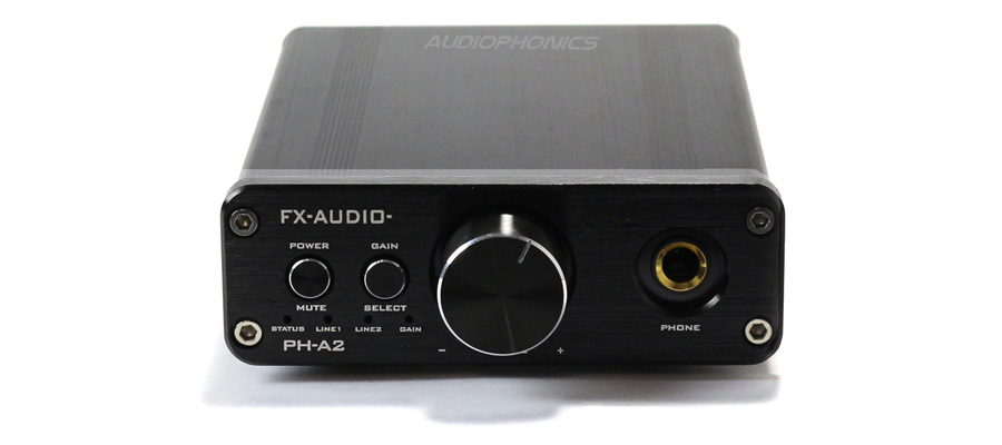 FX-AUDIO Amplificateur Casque PH-A2