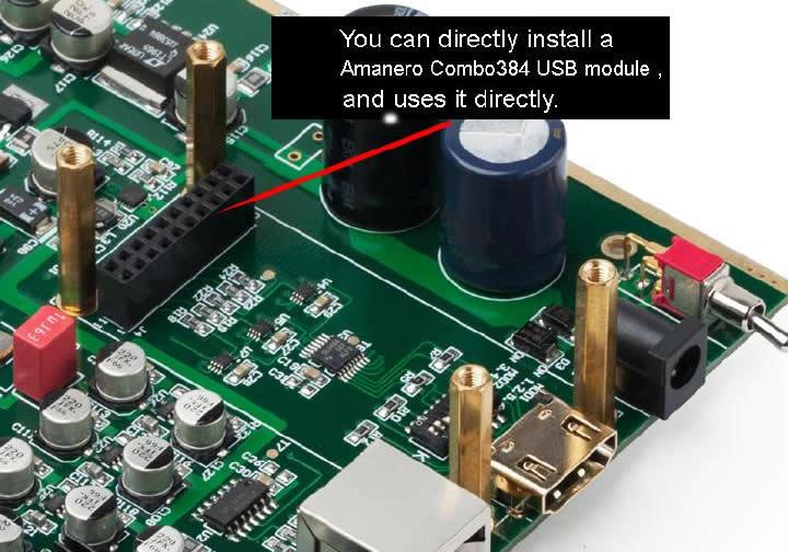 Melokin DA9.1 AMANERO USB