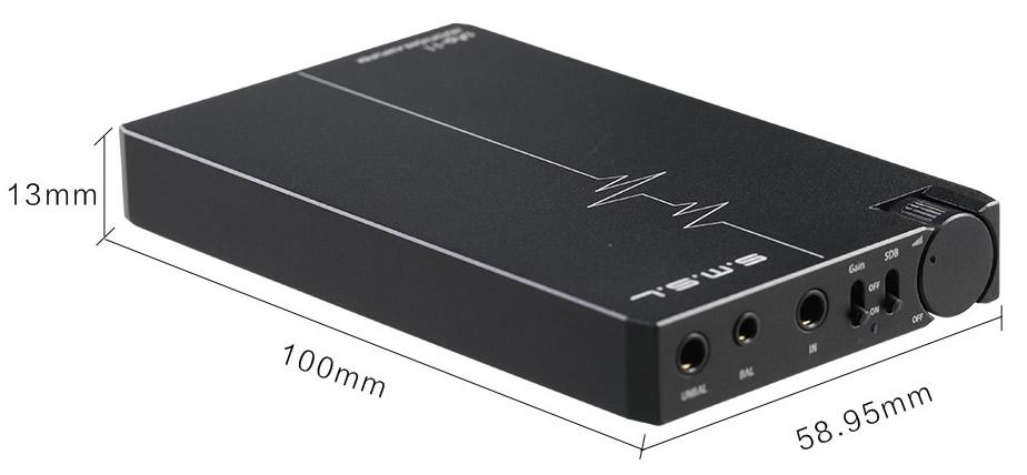 Dimensions sAp-11 SMSL