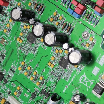 Both decoding chips DAC DAC 100 ERATO