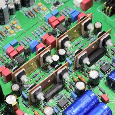 analog output stage ERATO DAC 100