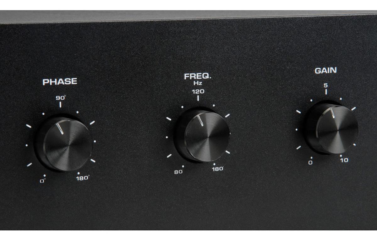 Dayton Audio SA230 subwoofer amplifier
