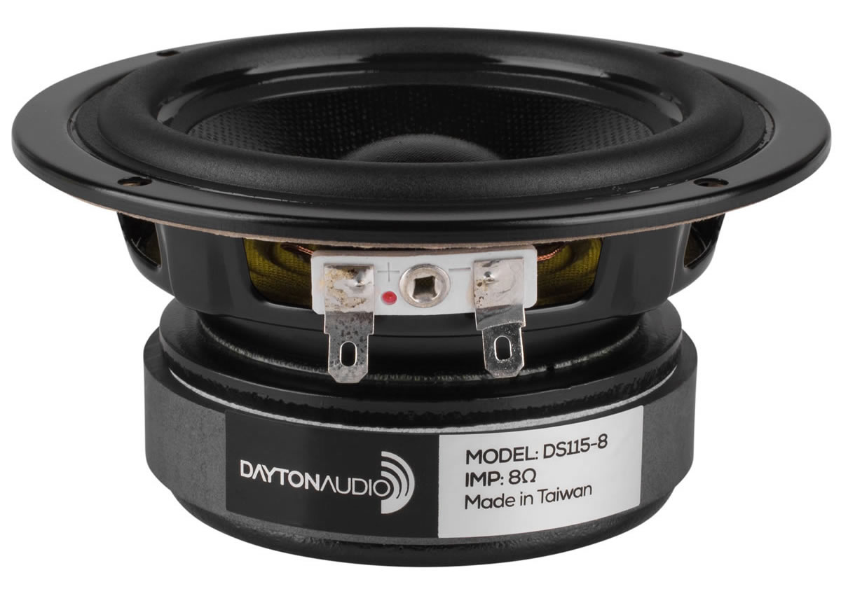 DS115-8 Woofer Dayton Audio
