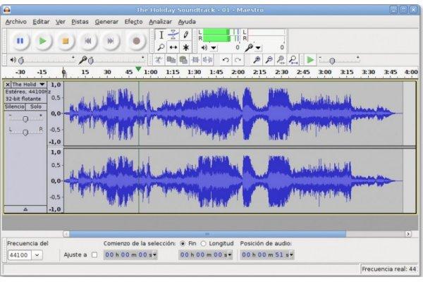 logiciel audacity