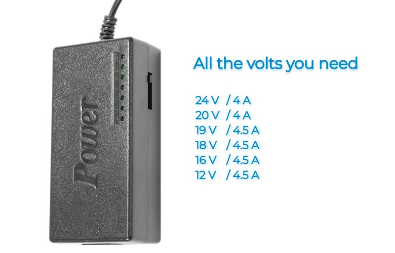 choose the volts that match your device