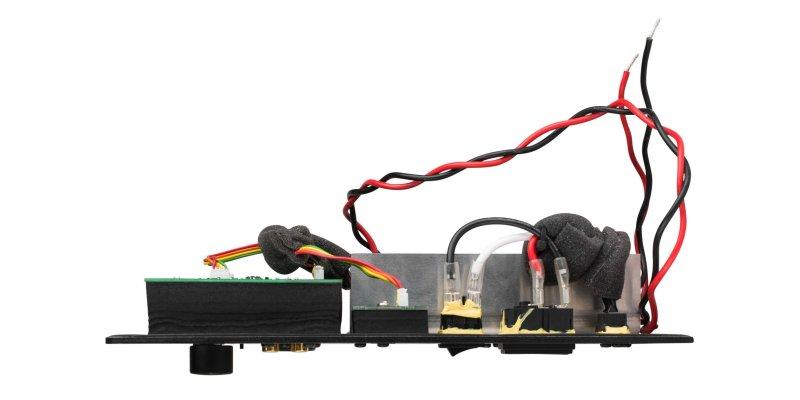 Circuit imprimée SPA500DSP vue de coté