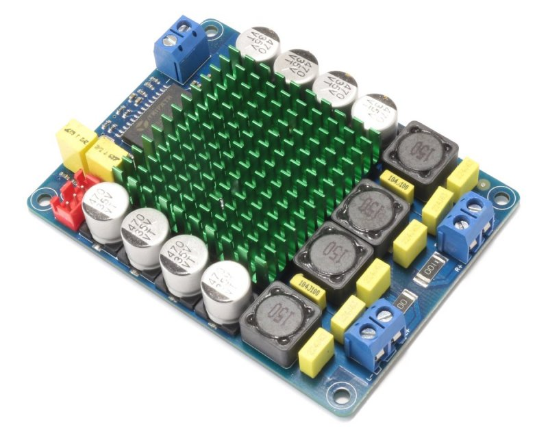 Amplificateur module STA505 TK2050