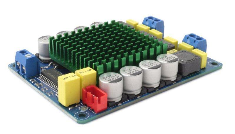 Ampli STA505 TK2050