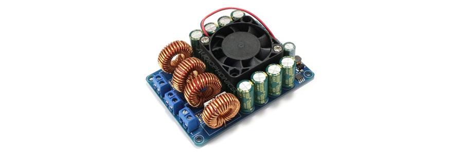 amplificateur TAS5630