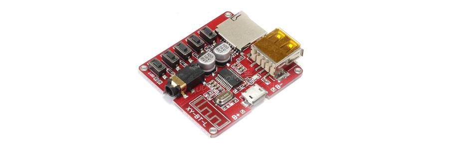 module récepteur Bluetooth et lecteur de fichiers