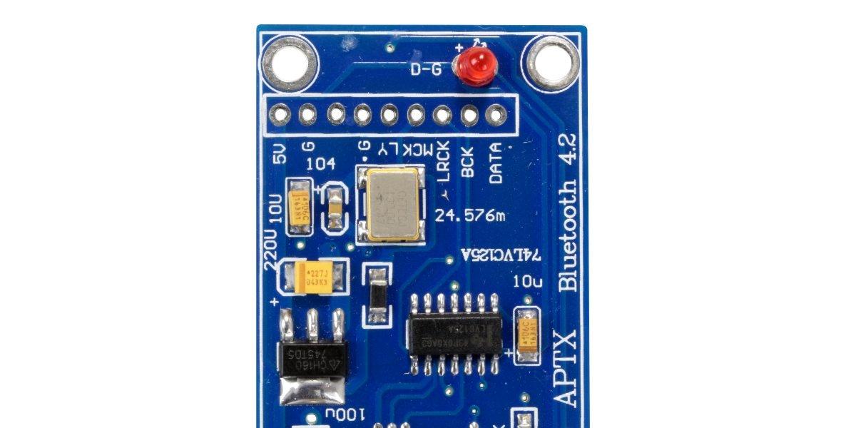 i2s output bluetooth CSR64215 modulus