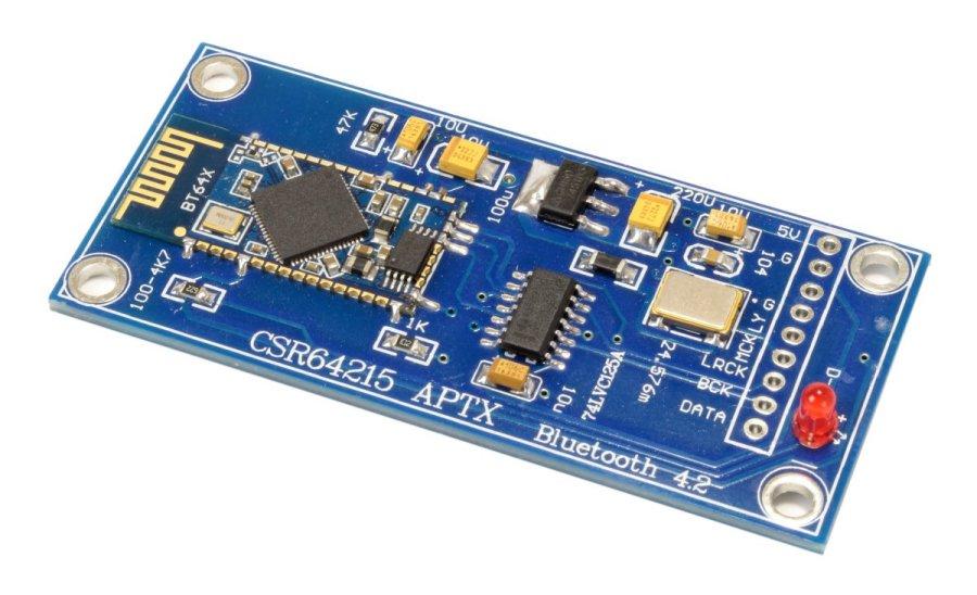 bluetooth module output I2S