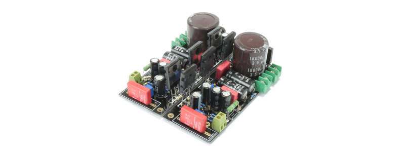 amplificateur double mono class A toshiba 5200