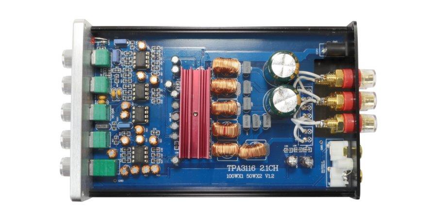 Circuit monté TPA3116D2