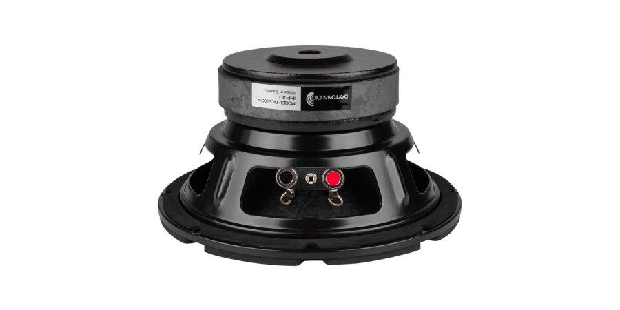 Top coil speaker DCS205 4