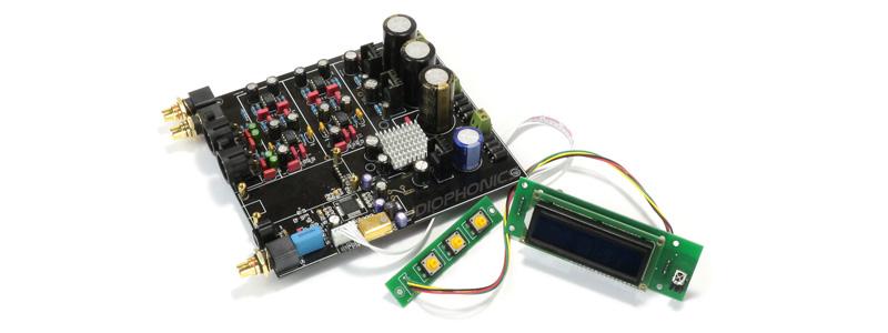 Module DAC ESS ES9038PRO