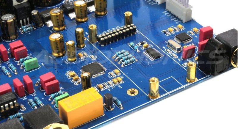 Module DAC compatible amanero