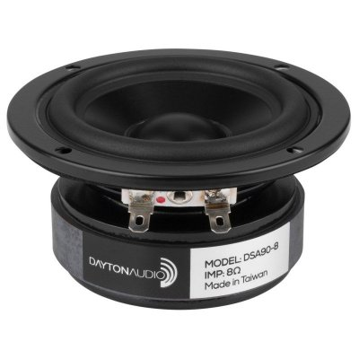 DSA90-8 audio dayton