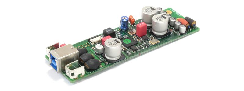 Interface USB XMOS pour Quloos QA690