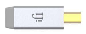 Connecteurs haute qualité ifi audio mercury3.0