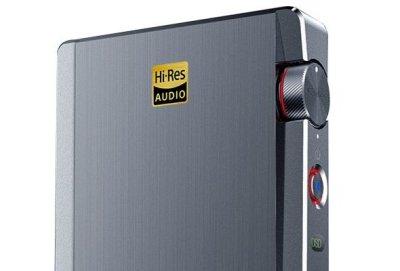 bouton de volume du FiiO Q5