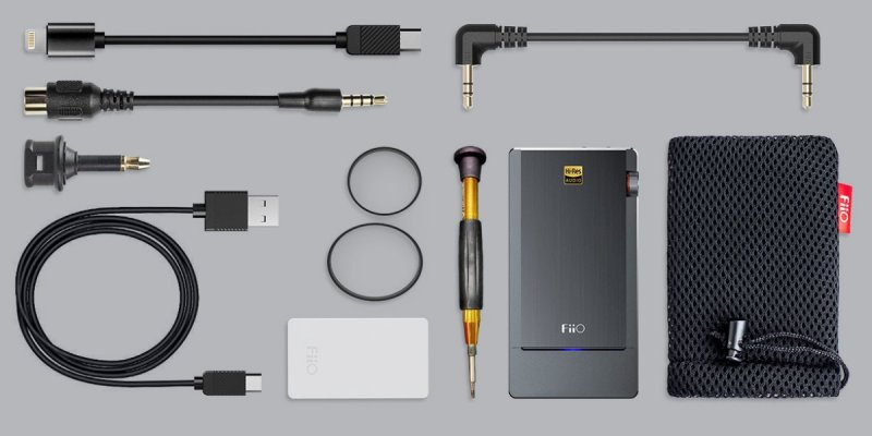 Q5 comes with handy tools