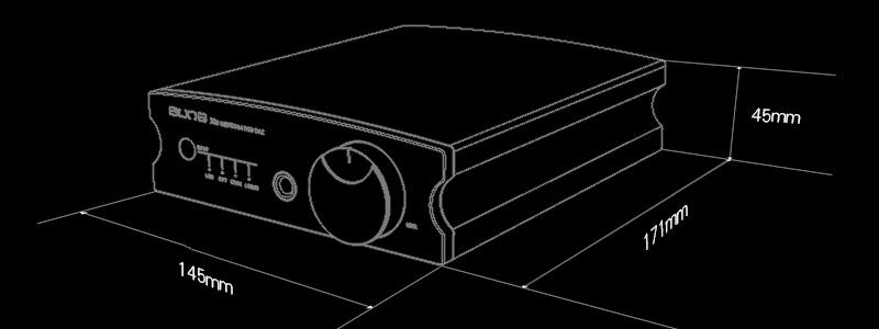 Aune X1s dimensions
