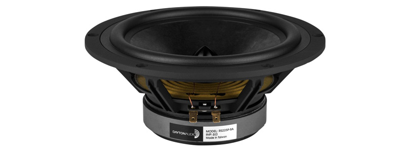 Dayton Audio RS225P-8A