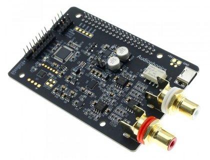 DAC I-Sabre ES9038
