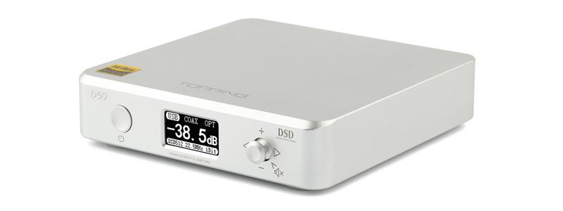Topping D50 DAC