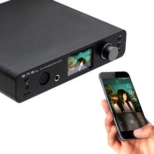 SMSL DP3 Smartphone control