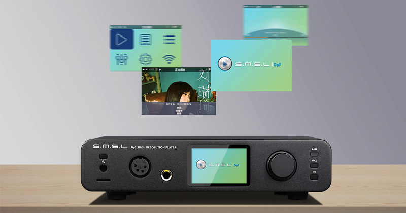 SMSL DP3 Interface