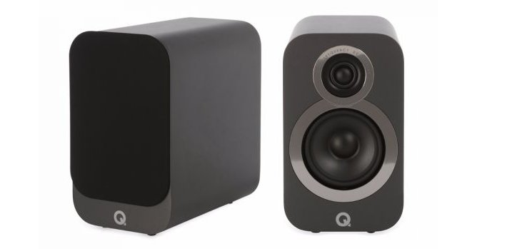 Q-acoustic speakers 3020i