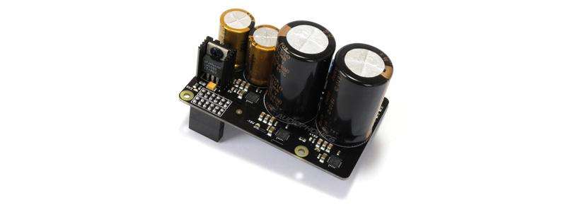 X10-PWR Module d'Alimentation linéaire régulée pour DAC X10/X20