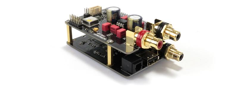 module DAC X20-DAC avec X10-I2S