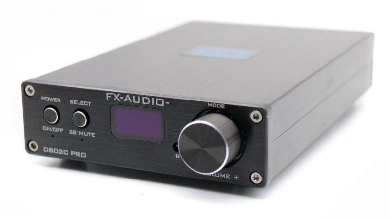Ampli FDA D802CPRO