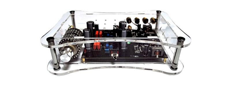 Allo Volt+D Amplificateur Double Mono Class D 2x TPA3118D2 2x60W / 8ohm