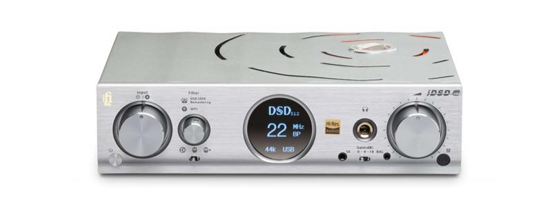 Ifi Audio iDSD PRO Quad DAC Burr Brown
