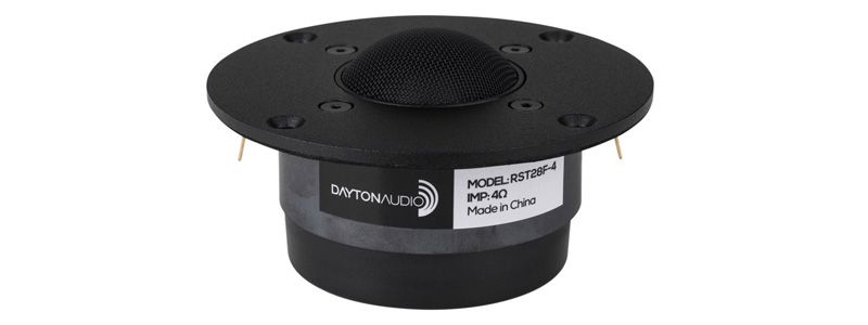 Dayton Audio RST28F-4
