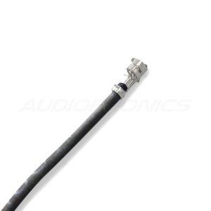 câble xh 2.5mm noir Audiophonics