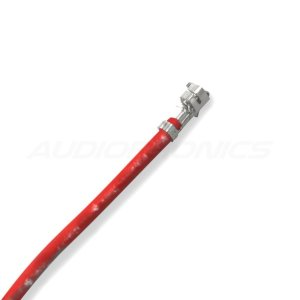 cable XH 2.5mm red Audiophonics