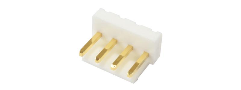 Connecteur barrette droit VH3.96mm