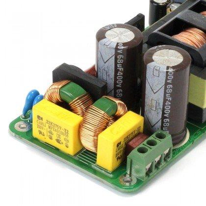 Class D amplifier power