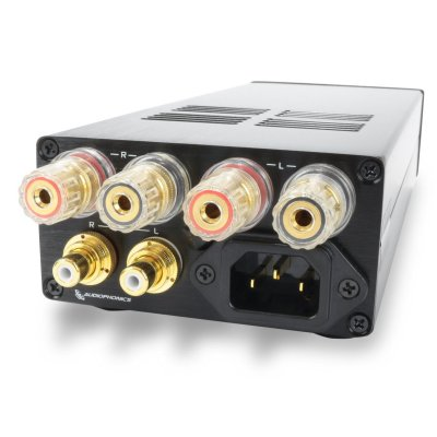 Connectiques audiophiles
