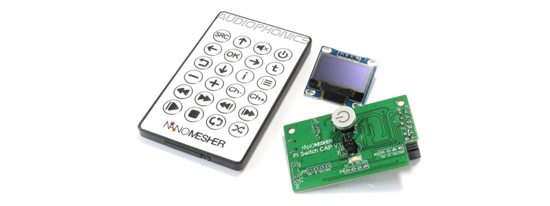 Nanosound pi switch cap