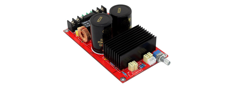 Module Amplificateur Class D 2x120W 4Ohm
